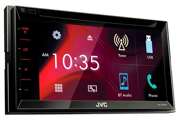 Jvc Multimedia Receiver Dvd Usb