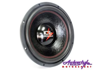 "ICE Power 12"" 3000w SVC Subwoofer-0"