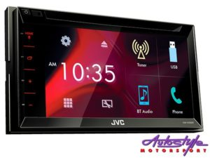 Jvc Multimedia Receiver Dvd Usb -0