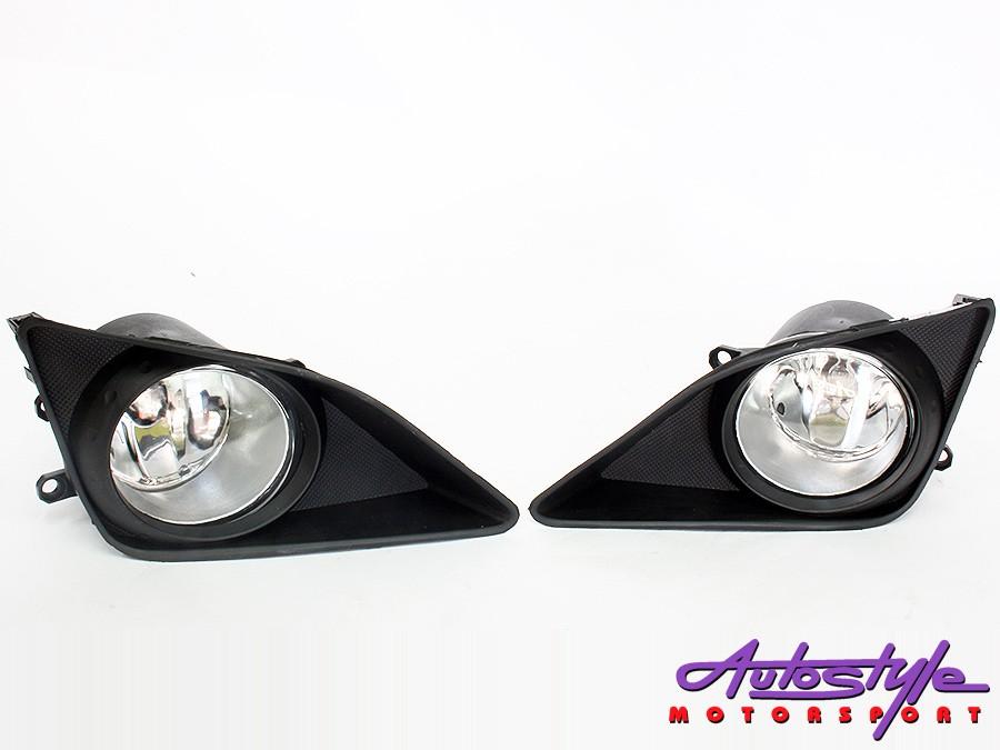 2007+ Toyota Corolla Bumper Foglamps (set)