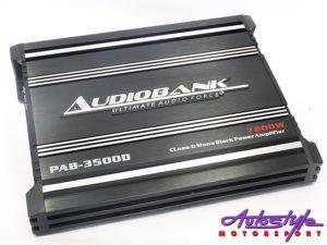 Audiobank 3500w 1ch Monoblock Amplifier-0