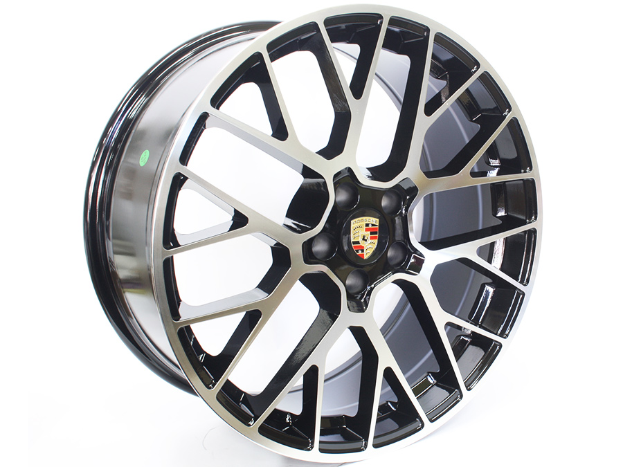 20″ Axe AV22 5/112 MB Porsche Style Alloy Wheels