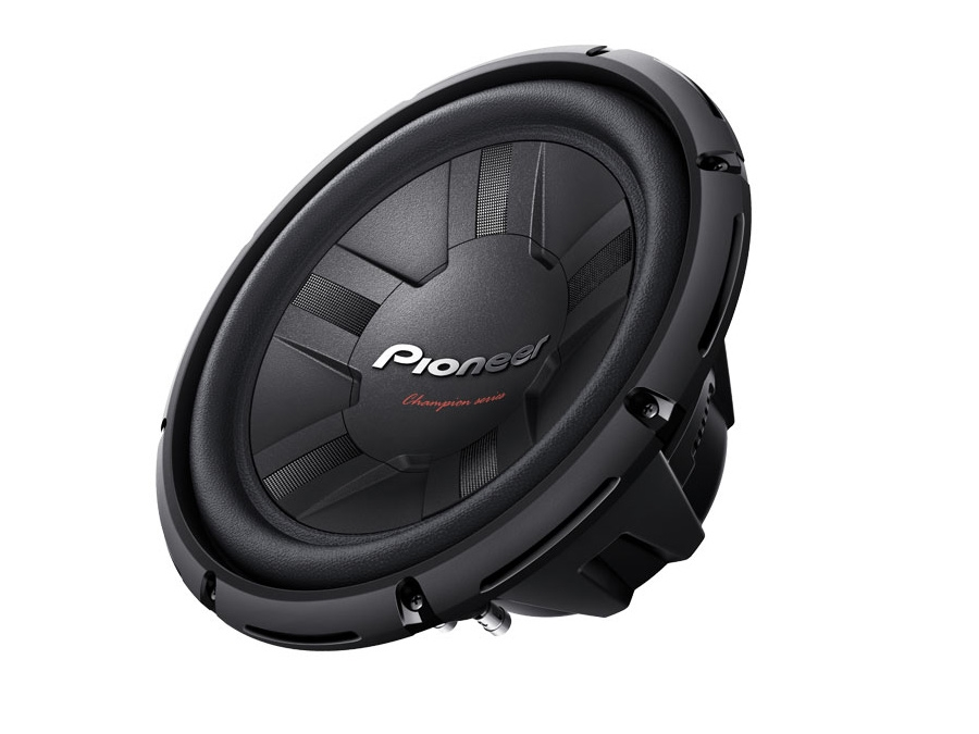 Pioneer TS-W311S4 12″ Champion series 1400w Subwoofer