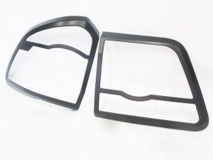 Toyota Fortuner Tailight Trim Set - 2012-2015 models-0