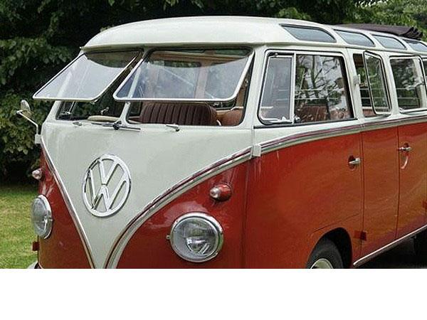 VW Classic Bus Safari Window Kit