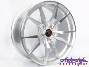 "17"" Axe LP-700C 5/100 MS Alloy Wheels-0"