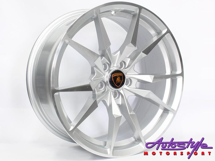 "17"" Axe LP-700C 5/100 MS Alloy Wheels-0"