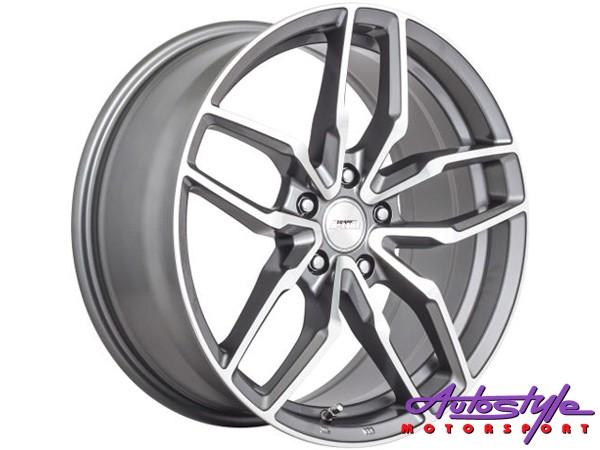 17″ A-Line Brooke 5/114 Alloy Wheels