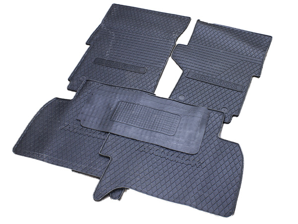 VW Amarok 2010+ Rubber Floormats (5pc set)