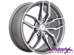 "17"" A-Line Brooke 5/114 Alloy Wheels-0"