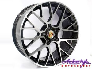 "20"" Axe AV22 5/112 MB Alloy Wheels-0"