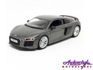 Maisto 1:25 Audi R8 V10 Plus Model Car -0