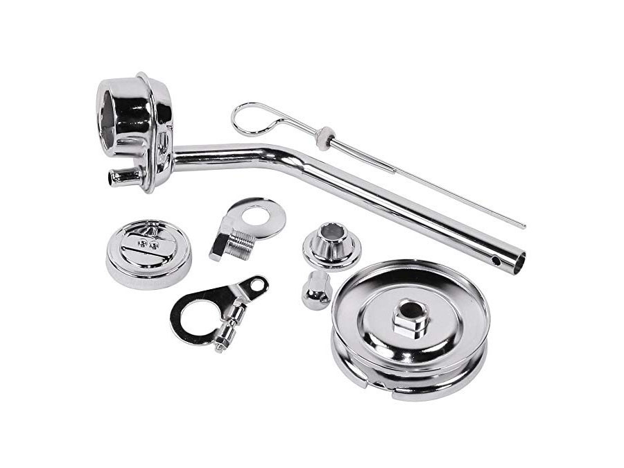 EMPI Chrome Dress Up Kit for  VW  Classic Beetle, Buggy, Sand Rail