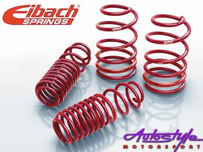 Eibach Golf MK5 & Mk6 (non gti models) Sportline Lowering Kit