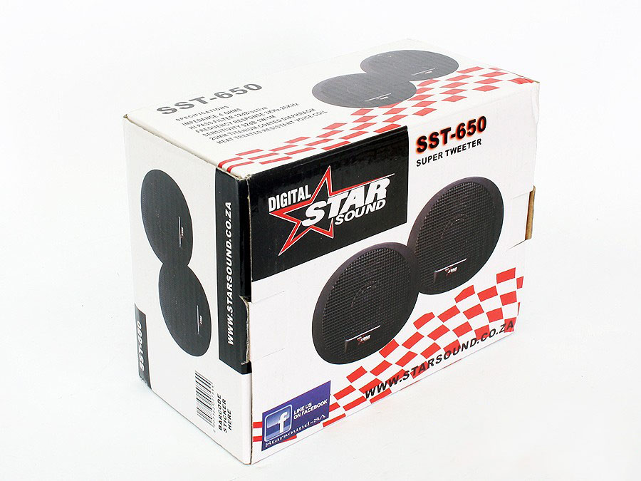 Starsound SST-650 Tweeters-0