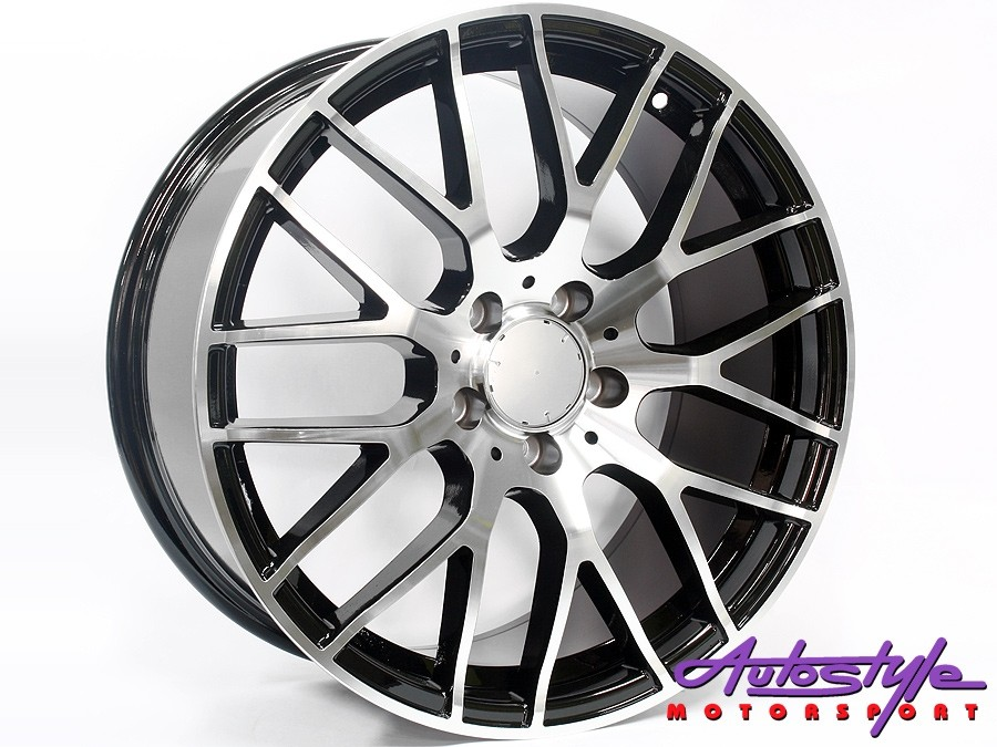18″ QS 4048 SL65 5/112 Alloy Wheels