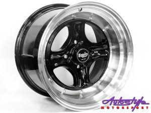 "15"" Axe EQP-40 4/100 BML Alloy Wheels-0"