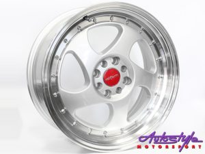 "17"" M1954 4/100 & 4/108 Alloy Wheels-0"