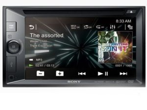Sony XAV-W651 Double Din Multimedia Player with bluetooth-0