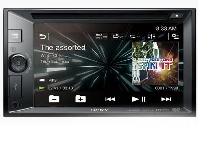 Sony XAV-W651 Double Din Multimedia Player with bluetooth