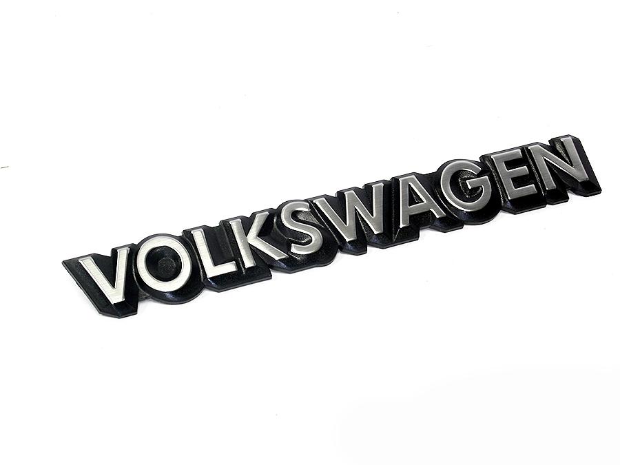 """VW """"Volkswagen"""" Rear Badge"""