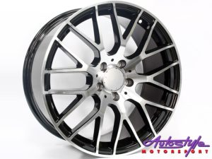 "18"" QS 4048 SL65 5/112 Alloy Wheels-0"