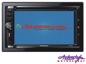 Audiobank AB-S360G Double Din DVD System-0