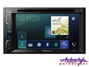 Pioneer AVH-Z205BT Double Din with Bluetooth MultiMedia Player-0