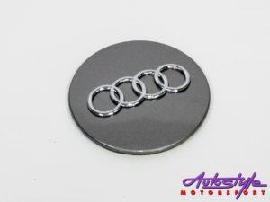 Audi Wheel Decal Sticker Set-0