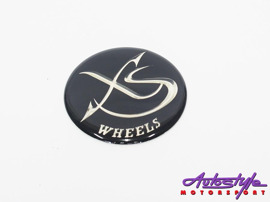 XS Design 65mm Wheel Decal Sticker Set-0