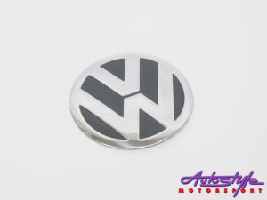 VW Wheel Badge Decals (each)-0