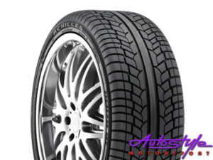 "225-55-18"" Archilles Desert Hawk UHP Tyres-0"