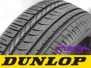 "205-40-17"" Dunlop SP6060 Tyres-0"