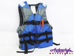 Swimming Lifejacket Blue (adult)-0