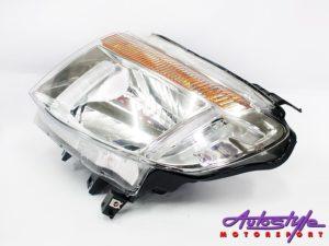 Ford Ranger 12-15 Chrome headlight (LHS)-0