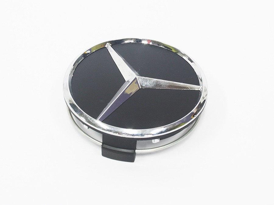 MC Black Design wheel Center Cap (ea)