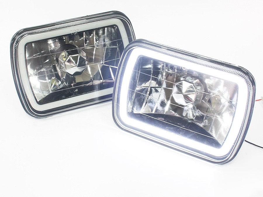 Nissan 1400 Angel Eye CCFL Smoke headlights