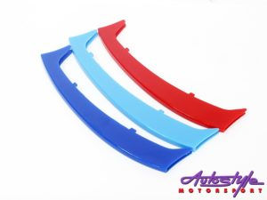 Motorsport Grille cover suitable for X6 (2015+)-0