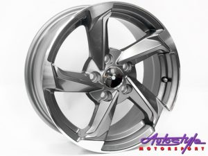 "14"" MM 1886 5/100 MG Alloy Wheels-0"