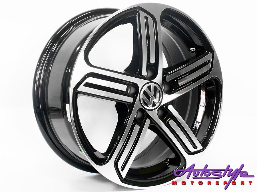 15″ Evo 5/100 Alloy Wheels
