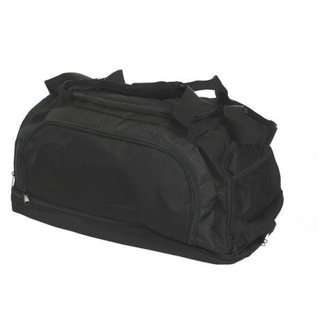 Executive Double Decker Golf Bag (black)