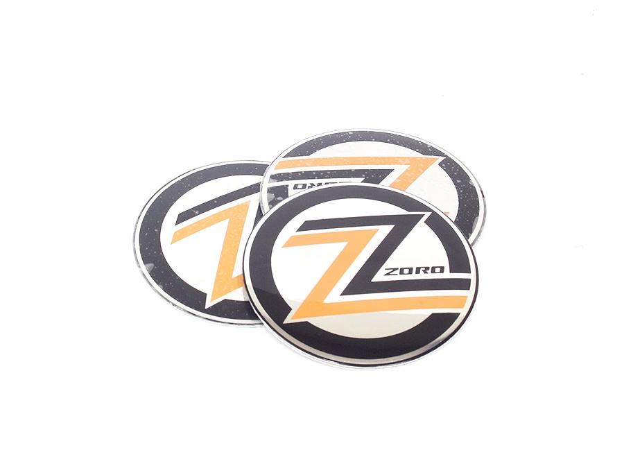 Zoro Design wheel decal set