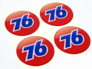 Classic 76 Wheel Center Cap Decals-0