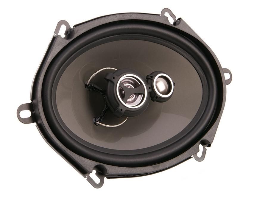 Soundstream Arachnid Series 5″x7″ 3-Way Speaker, 120w RMS
