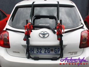 Evo Tuning Universal Strap on 2 Bike Carrier-27562
