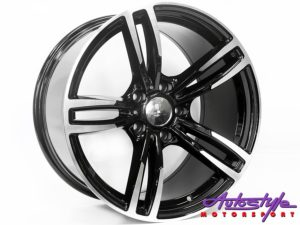 "18"" EM Four 5/120 Narrow & Wide Alloy wheels-0"