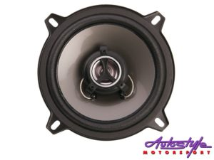 "Soundstream Arachnid Series 5.25"" 2-Way Speaker, 80w RMS-0"