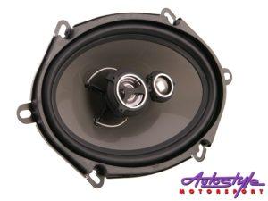 "Soundstream Arachnid Series 5""x7"" 3-Way Speaker, 120w RMS-0"