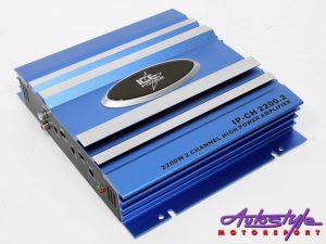 Ice Power 2200w 2channel Ampflifier-0