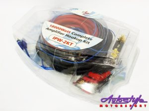 ICE Power 2gauge Car Audio Wiring Kit-0